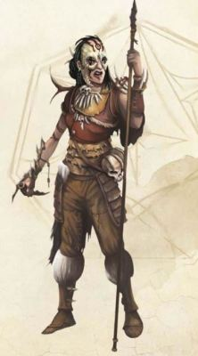 D&D Sword Coast Adventurers Guide uthgardt barbarian