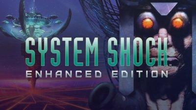 System Shock Enhanced Edition cover