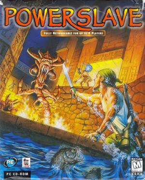 Powerslave game cover
