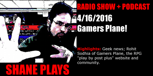 shane plays podcast title 4-16-2016