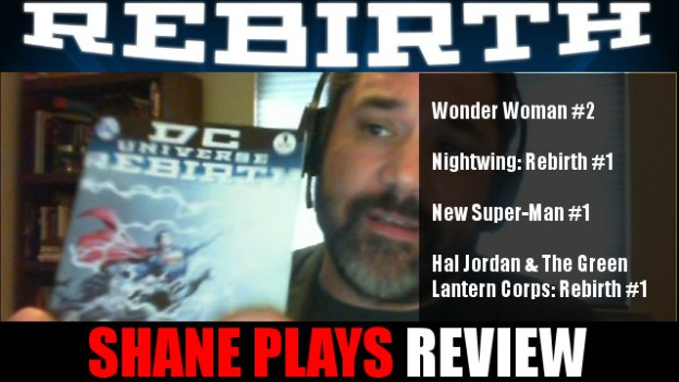 Shane Plays DC Rebirth Review 4