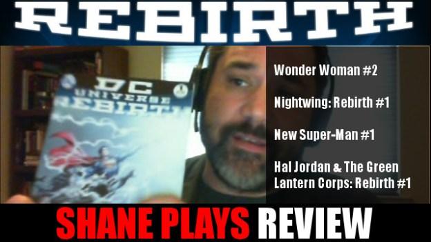 Shane Plays DC Rebirth Review 4