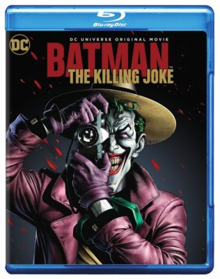 batman the killing joke blu ray dvd cover