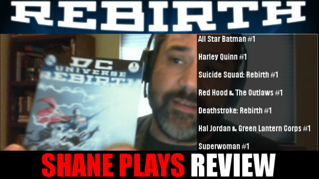 Shane Plays DC Rebirth Review 6