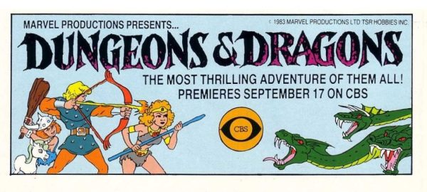 d&d meme 1983 cartoon ad