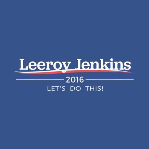 d&d meme leeroy jenkins 2016
