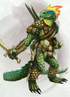 d&d volos guide to monsters lizardfolk