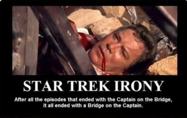 geek meme star trek irony