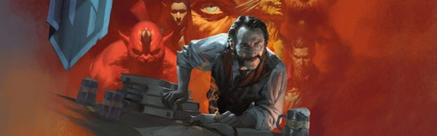 D&D Tales from the Yawning Portal full cover image