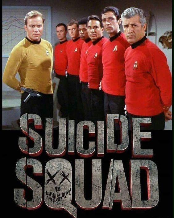 geek meme star trek suicide squad