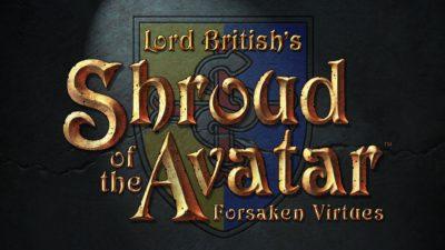shroud of the avatar logo
