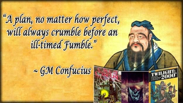 d&d meme confucius fumble