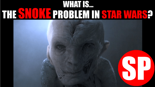 snoke problem in star wars thumbnail
