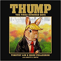 thump the first bundred days cover