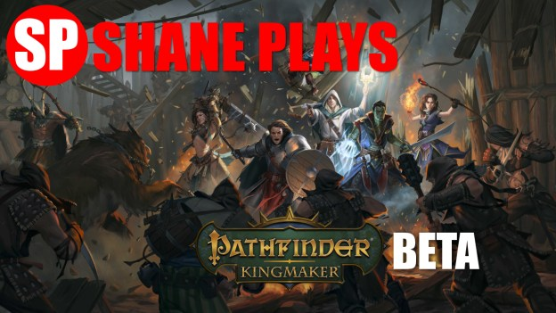 Pathfinder Kingmaker Beta thumbnail