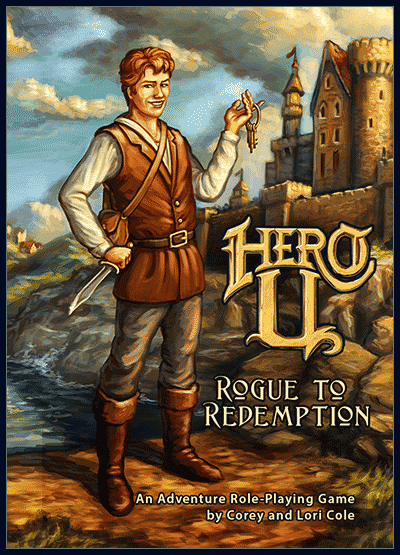 hero-u rogue to redemption box cover art