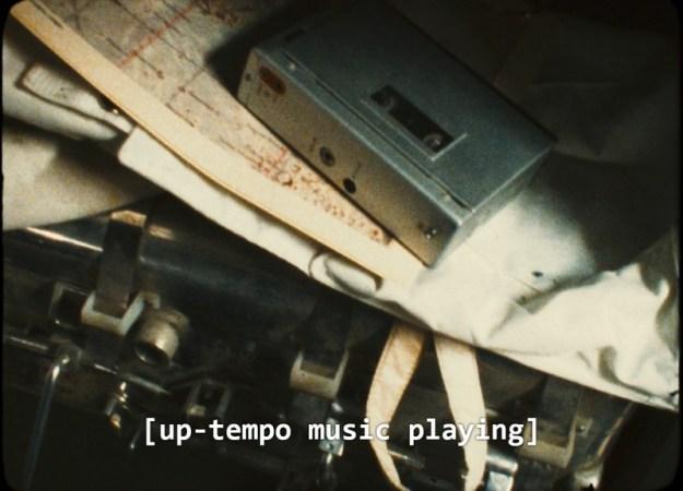 apollo 18 movie cassette player
