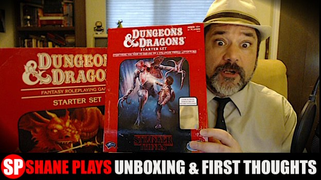 D&D Stranger Things Starter Set Unboxing & First Thoughts featured image