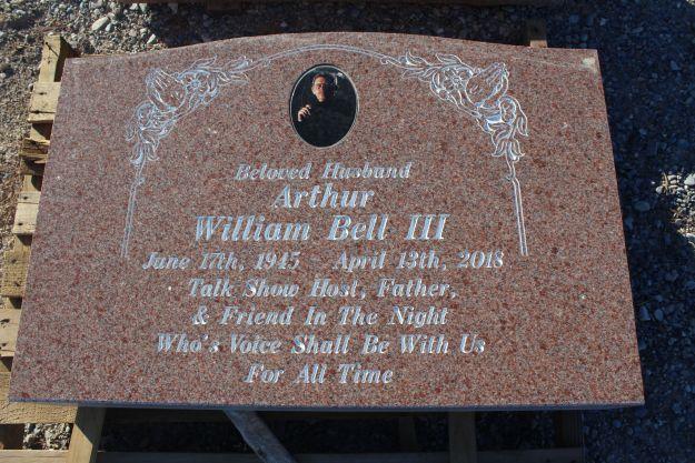 art bell grave marker