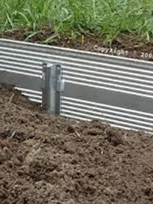 Aluminum Edging