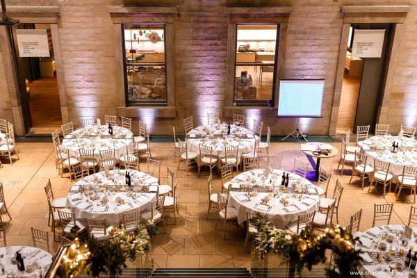 Manchester Art Winter Wedding