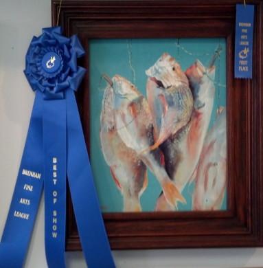 Award winning artwork