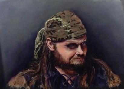 Pastel Portrait Artist