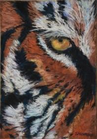 Tiger artwork