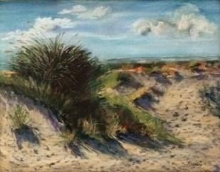 Walk to the Beach Art