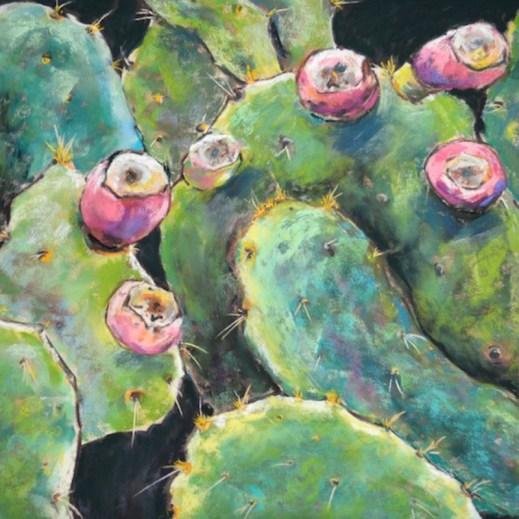 Cactus artwork