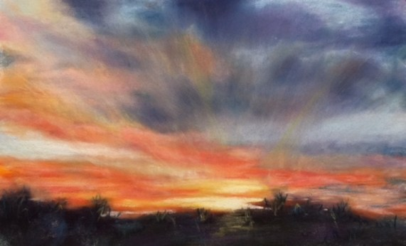 Sunrise - SOLD