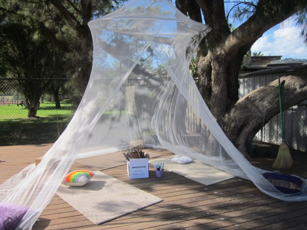 Natural Resources And Inviting Play Spaces