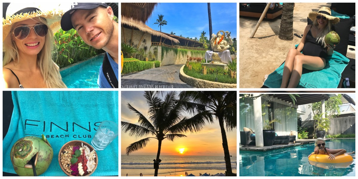 Our Bali babymoon adventure