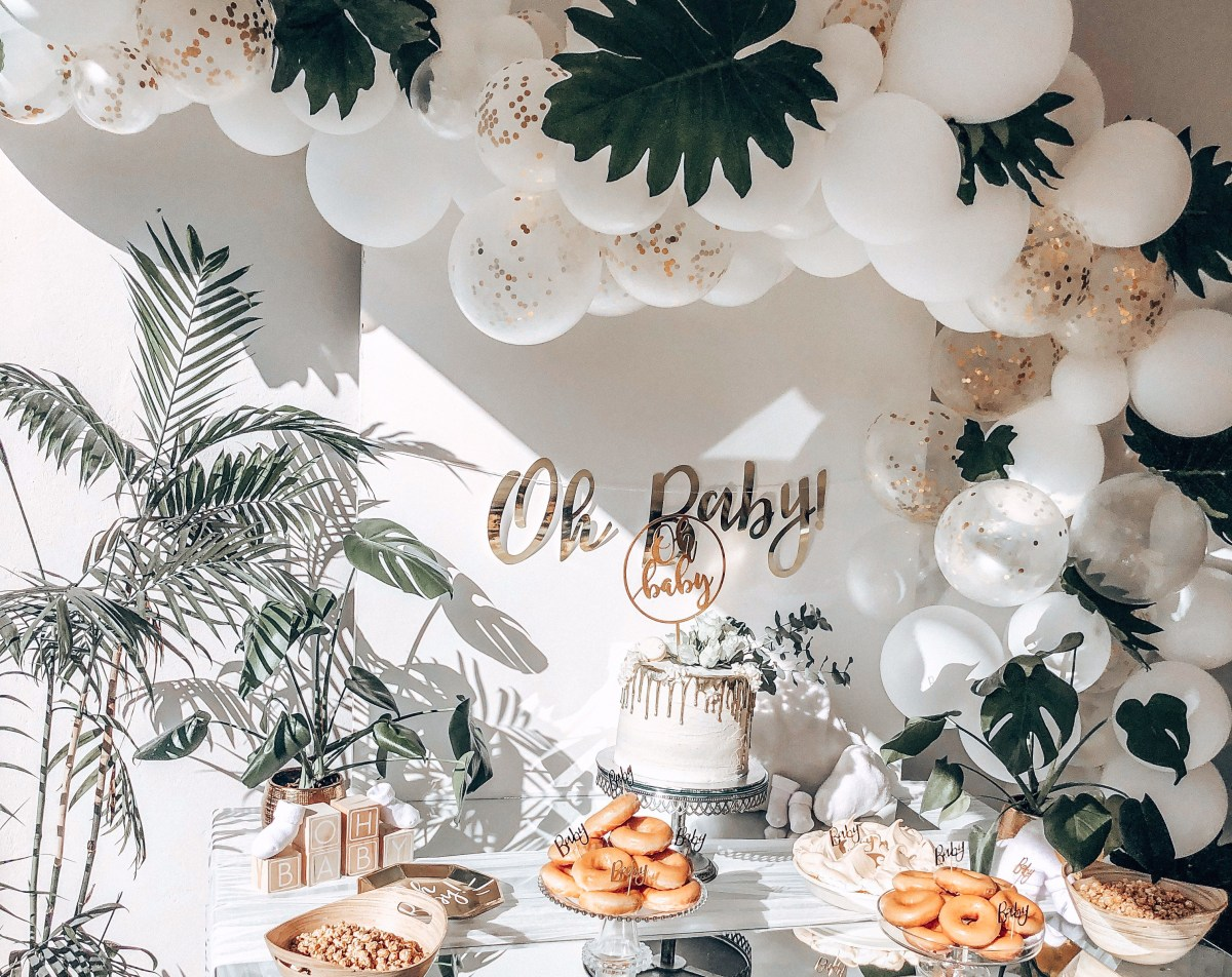 A Baby Shower for my bestie