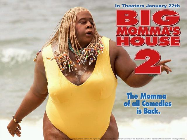 Martin Lawrence's Big Momma: A Comic Odyssey (3/5)