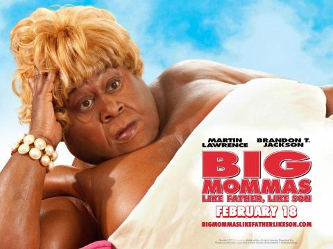 Martin Lawrence's Big Momma: A Comic Odyssey (1/5)