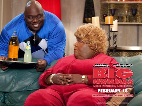 Martin Lawrence's Big Momma: A Comic Odyssey (5/5)