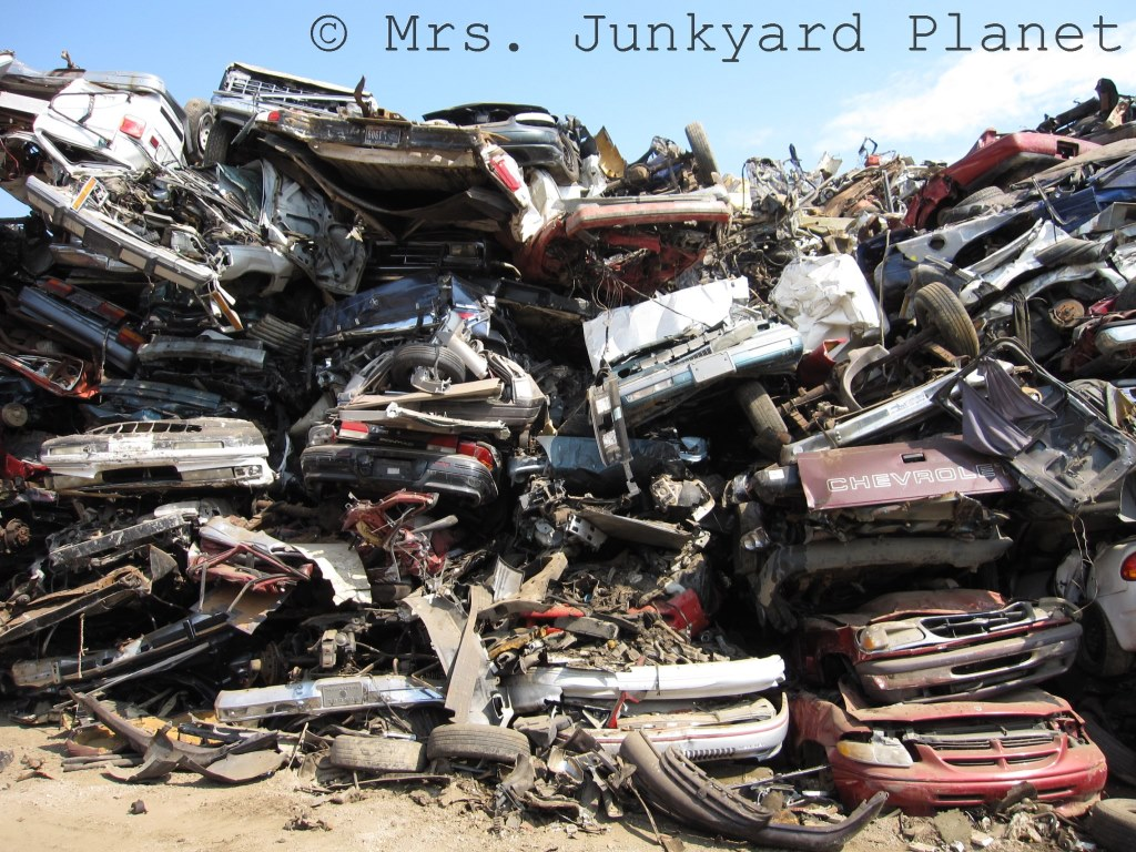 Scenes From A Junkyard Planet What Ultimately Happens To