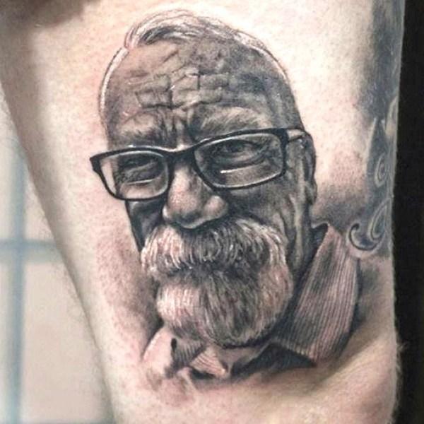 Zhuo-Dan-Ting-Tattoo-Work-portrait-tattoo.卓丹婷肖像纹身..