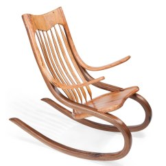 How Are Chairs Made Staples Chair Sale Custom Mesquite Rocking Shangrilawoodworks 39s