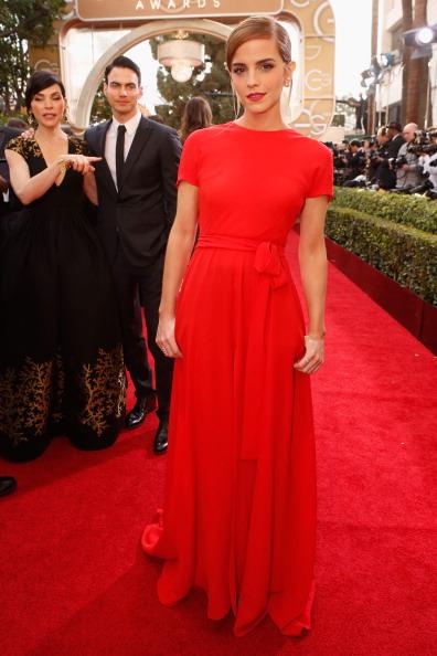 "NBC's ""71st Annual Golden Globe Awards"" – Red Carpet Arrivals"