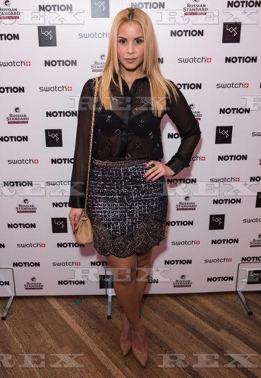 STYLE DIARY: Notion Magazine Party