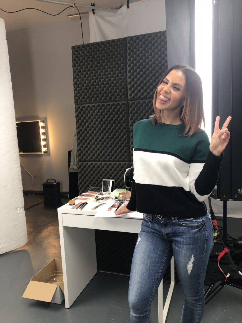 Shanie teams up with 'Tilli Beauty' for 3 Beauty tutorials…