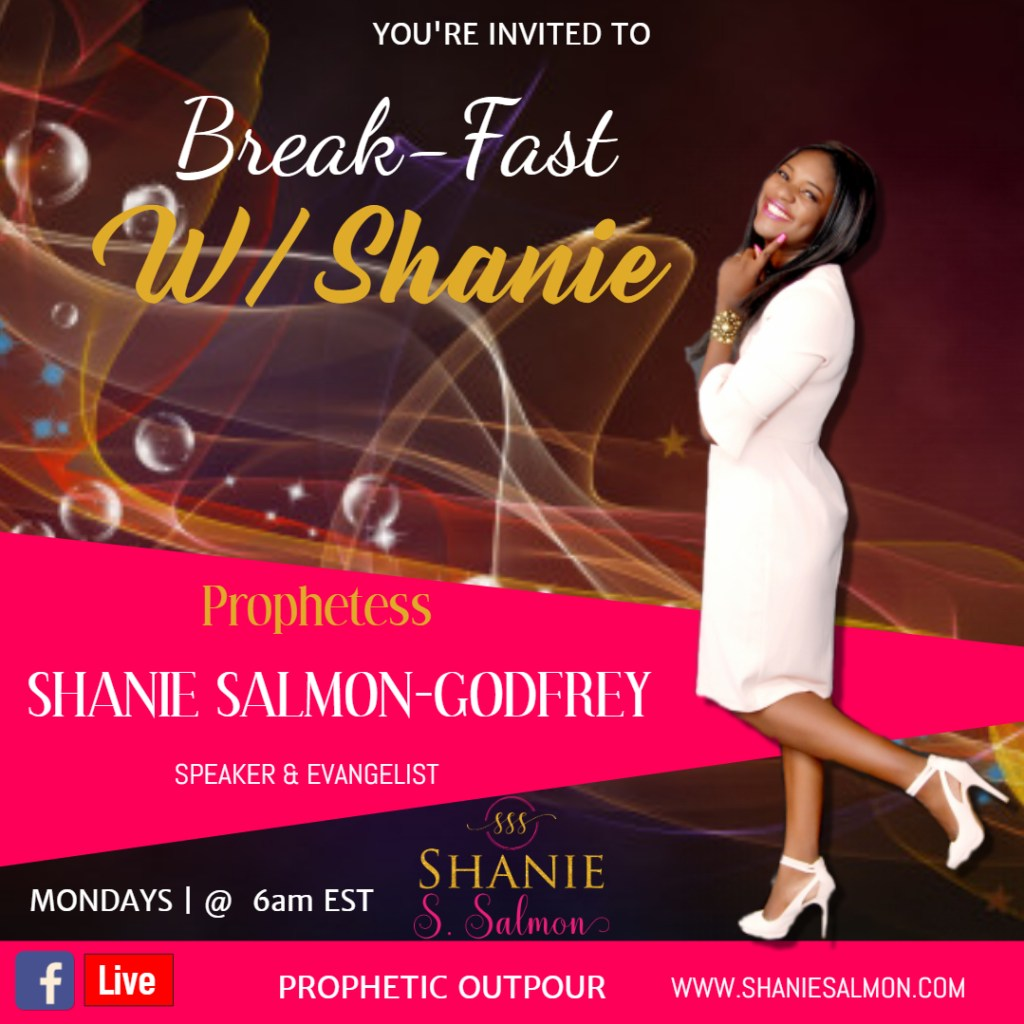 break-Fast W-Shanie FLyer