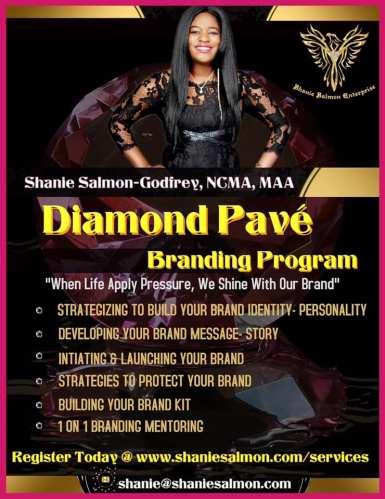 Diamond-Pave-Branding-Program