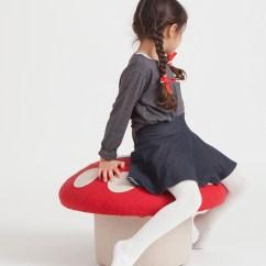 Mushroom Bean Bag Chair Forza 6 Gaming Bags Poufs Sarit Shani Hay