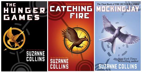 Book Review: The Hunger Games Series (The Hunger Games, Catching Fire, and Mockingjay) by Suzanne Collins