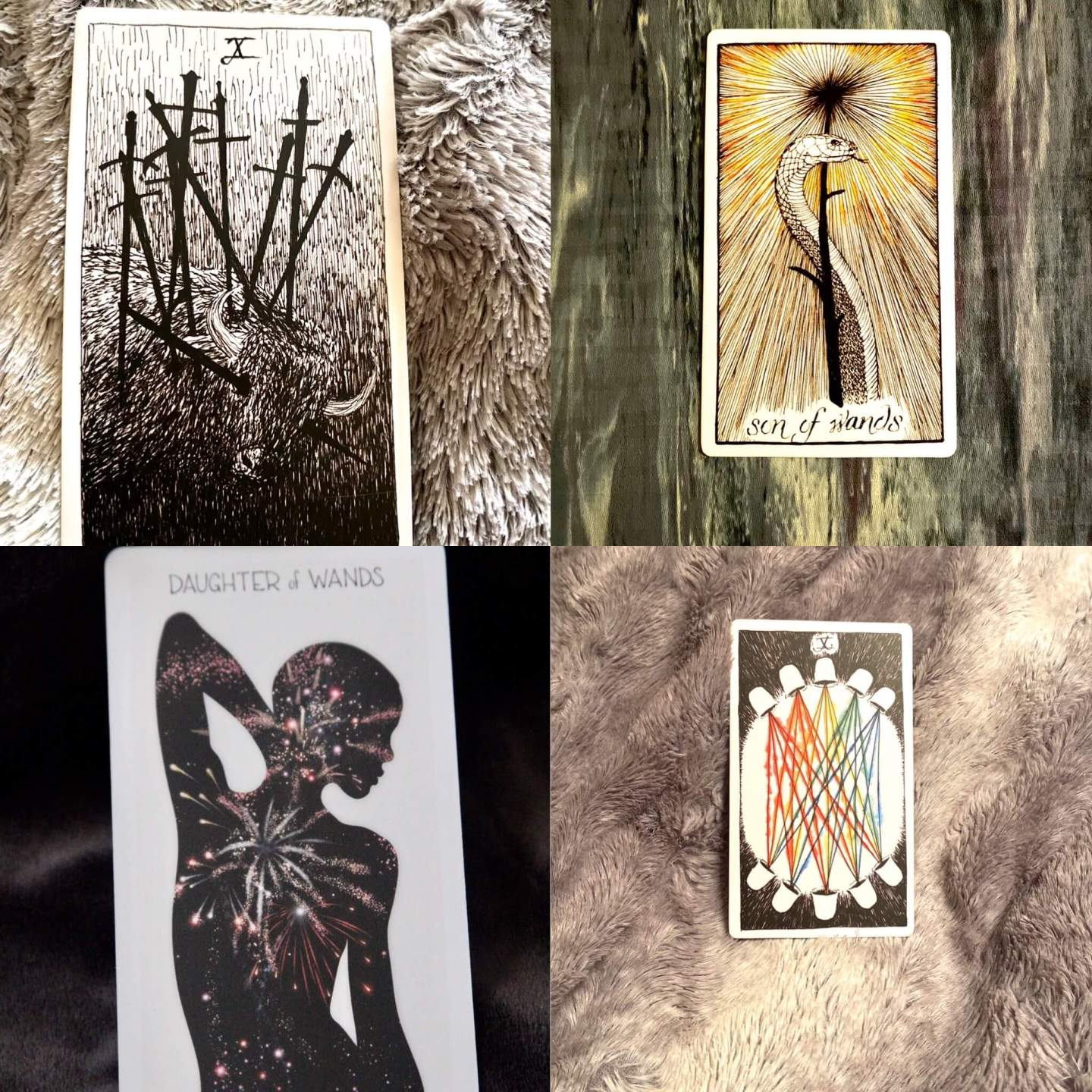 Tarot Card(s) of the Week: Daily Reads