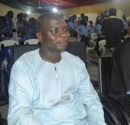 Rev Dauda Yamtal, Rcc Karu Youth Coordinator