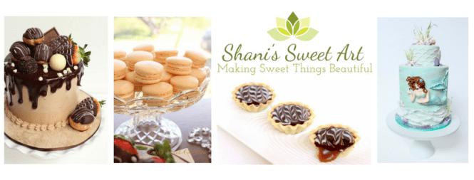 Cover banner Shani's Sweet Art